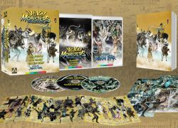 Arrow Announces YOKAI MONSTERS COLLECTION Limited Edition Blu-ray Set