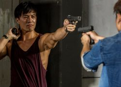 Win the Action Epic UNDERCOVER PUNCH & GUN on Blu-ray!