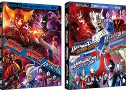 Win  ULTRA GALAXY: MEGA MONSTER BATTLE and ULTRAMAN ZERO COLLECTION Blu-ray Sets From Mill Creek!