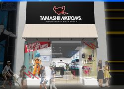 Tamashii Nations Heads to California for Santa Monica Pop-Up Shop Offering Fans Exclusive and Limited-Edition Collectibles Starting July 16