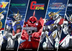 Loot Crate Announces the Gundam Capsule Collection!