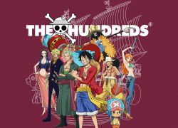 """The Hundreds and Toei Animation Make Waves With Anime-Inspired """"One Piece"""" Collection Dropping June 17"""