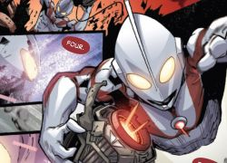 The Trials of Ultraman #3 Preview