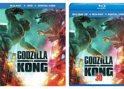 GODZILLA VS. KONG Now On Home Video From Warner Bros. Home Entertainment