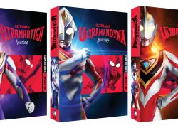 MILL CREEK ENTERTAINMENT ANNOUNCES THE 25TH ANNIVERSARY RELEASE OF ULTRAMAN TIGA ON DVD