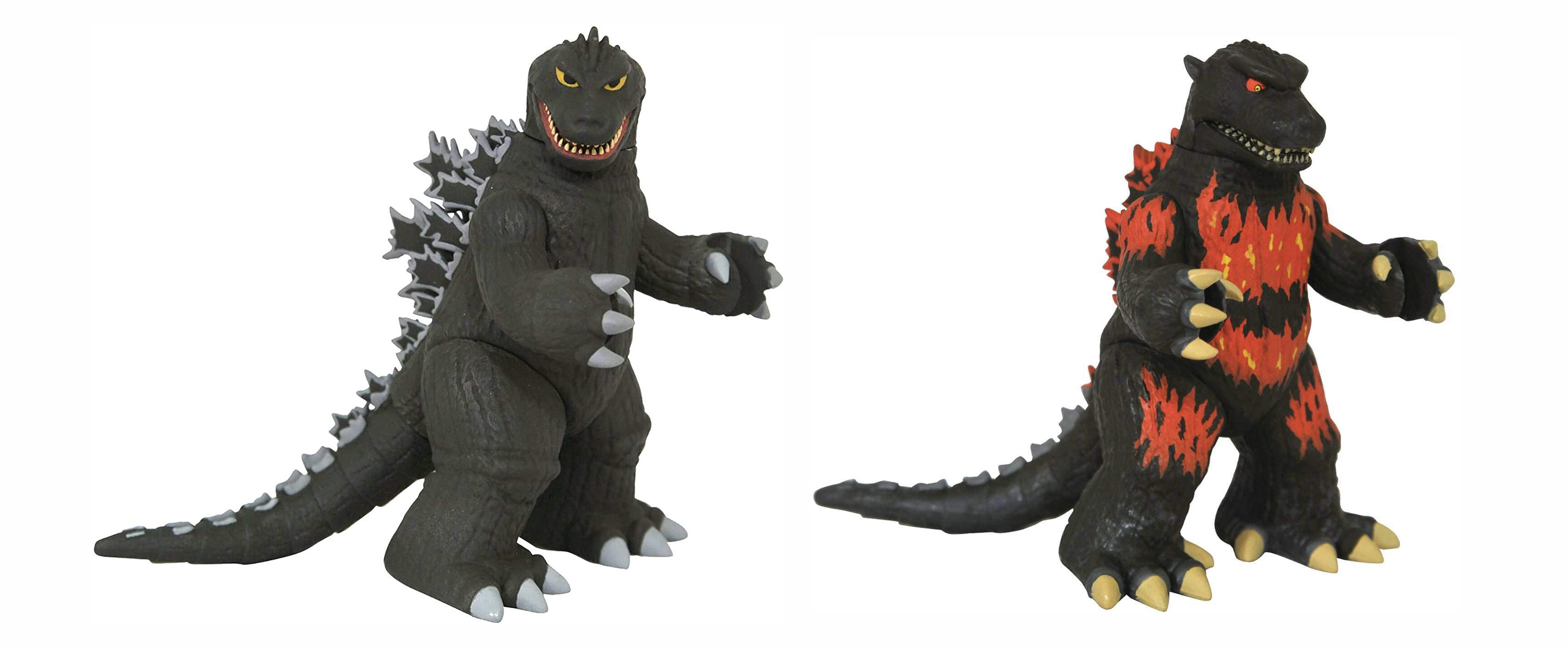 Win Godzilla Vinimates Figure Set From Diamond Select Toys!