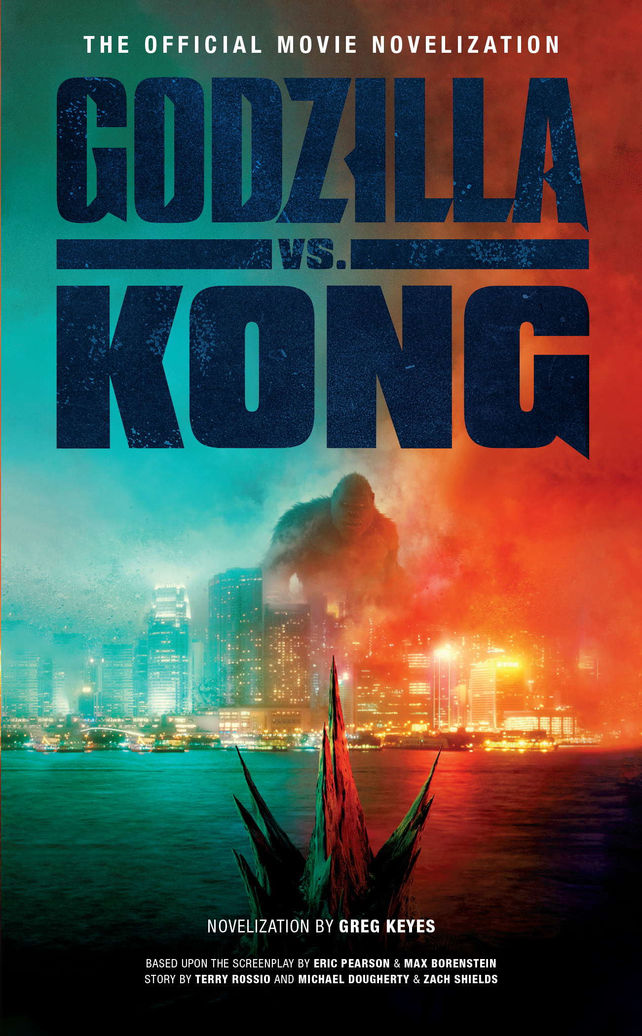 Win Godzilla vs. Kong: The Official Movie Novelization From Titan Books!